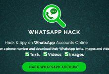 تصویر از چگونگی هک شدن اکانت واتساپ ( Whatsapp 2020)