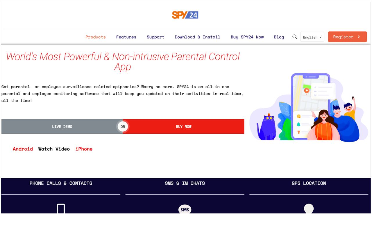 11 برنامه برای بررسی کودکان توسط والدین در گوشی اندروید