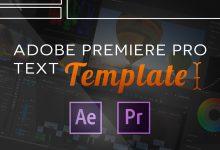 تصویر از دانلود پروژه اسلایدشو عروسی Premiere Pro Templates آموزشی