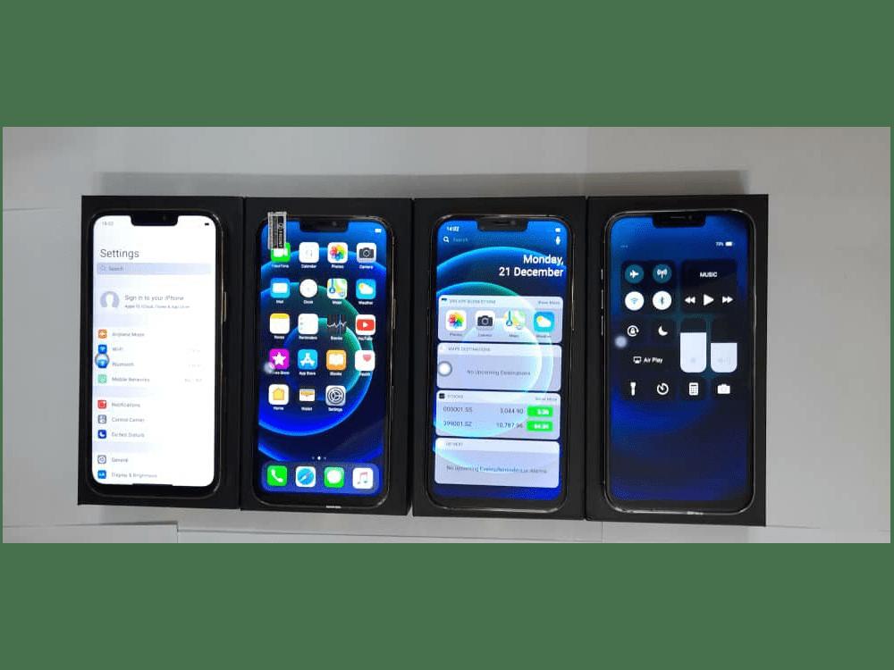 مشخصات گوشی موبایل اپل طرح اصلی iPhone 12 Pro Max