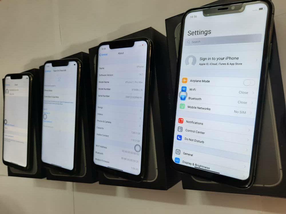 بررسی آیفون ۱۱ پرو مکس طرح اصلی اپل باز میگردد