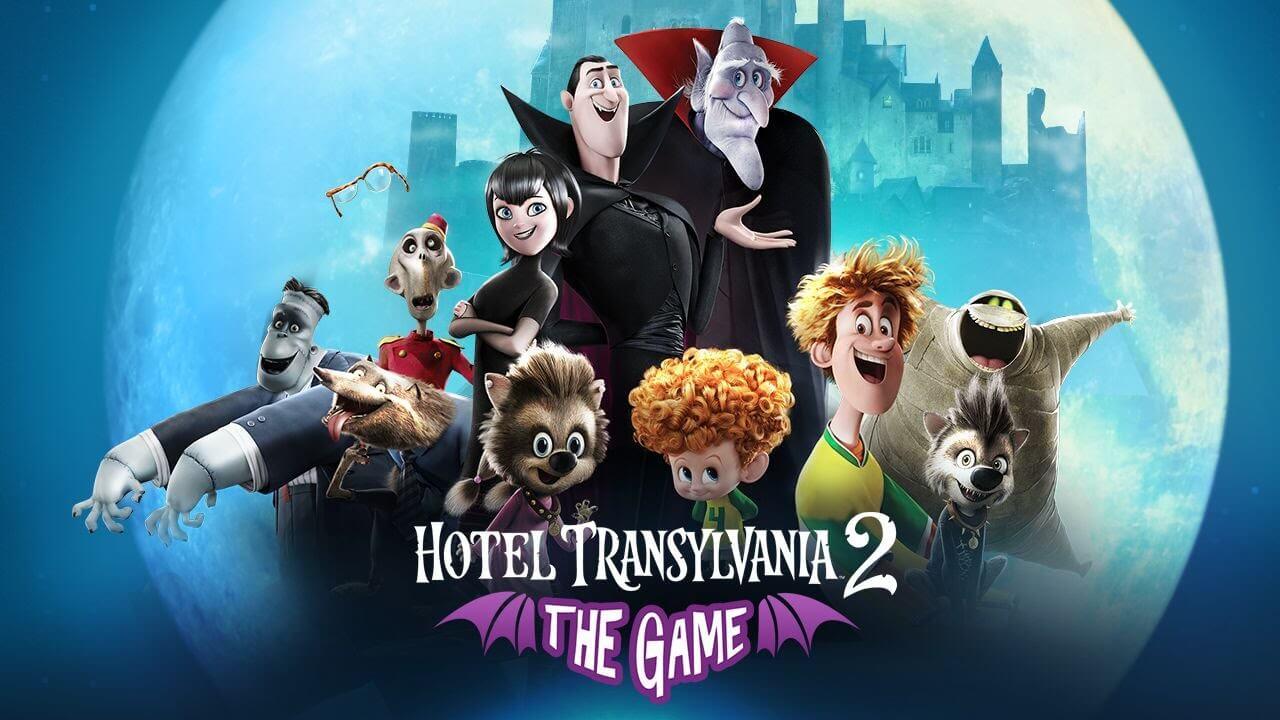 دانلود انیمیشن هتل ترانسیلوانیا ۲ دوبله فارسی