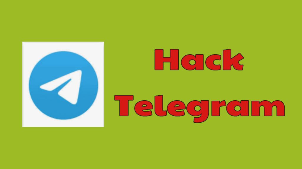 هك كردن تلگرام