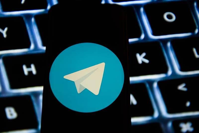 تبلیغات پیام رسان تلگرام برای نرم افزار هکر پنهان کردن سرقت ارزهای رمزنگاری شده
